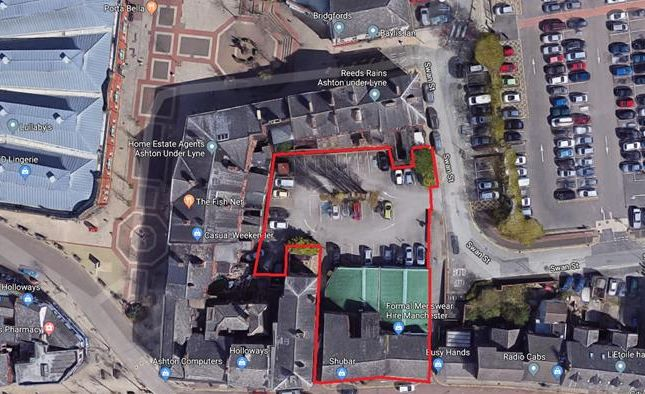 Thumbnail Commercial property for sale in 30-38 Old Street, Ashton-Under-Lyne, Greater Manchester