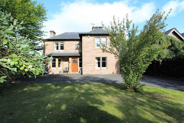 Thumbnail Detached house for sale in 6 Drummond Road, Drummond, Inverness