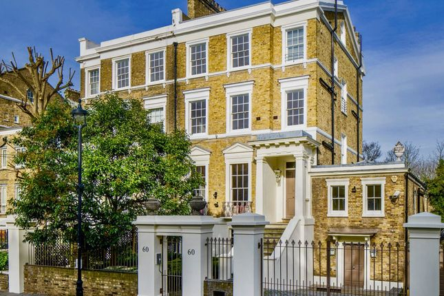 Thumbnail Semi-detached house for sale in Marlborough Place, St. John's Wood, London