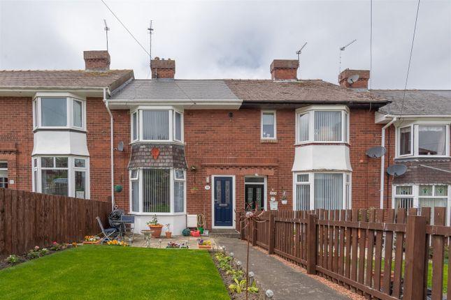 Terraced house for sale in Beverley Gardens, Blackhill, Consett