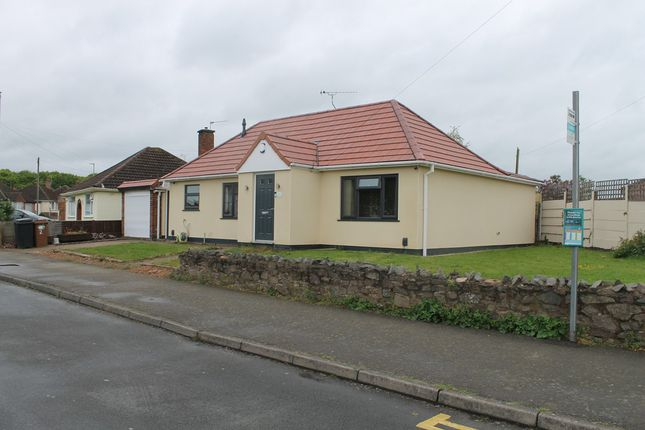 Thumbnail Detached bungalow for sale in Lawnwood Road, Groby, Leicester