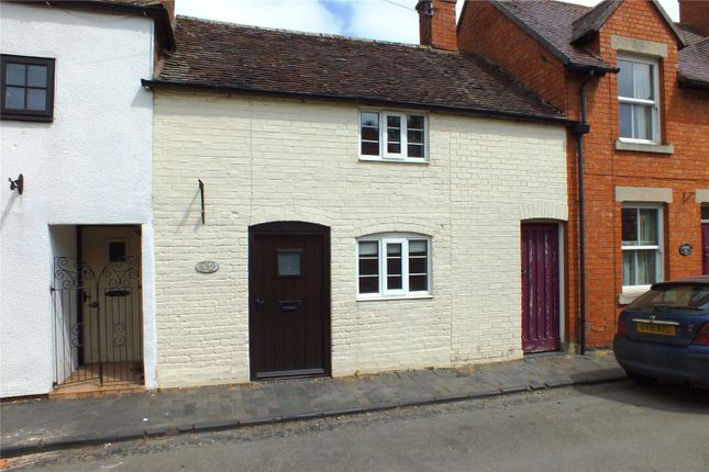 Thumbnail Terraced house for sale in Main Street, Bretforton, Evesham, Worcestershire