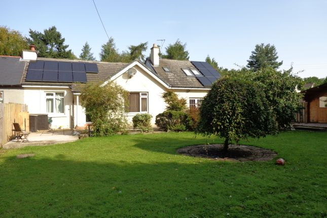 Thumbnail Semi-detached house for sale in 4 Cloddymoss, Kintessack, Forres