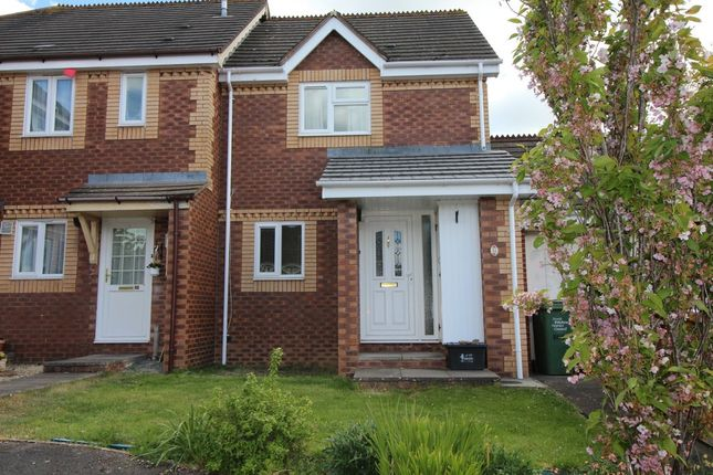 Thumbnail End terrace house to rent in Pewsham Lock, Pewsham, Chippenham