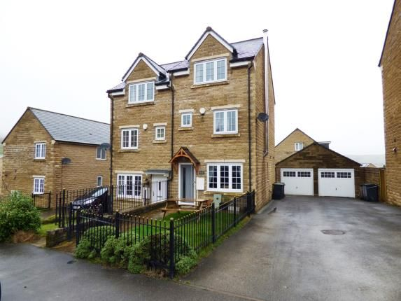 3 bed semi-detached house for sale in Carr Road, Buxton, Derbyshire