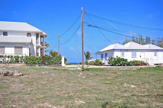 Ocean City Lot 1 - Western Boundary