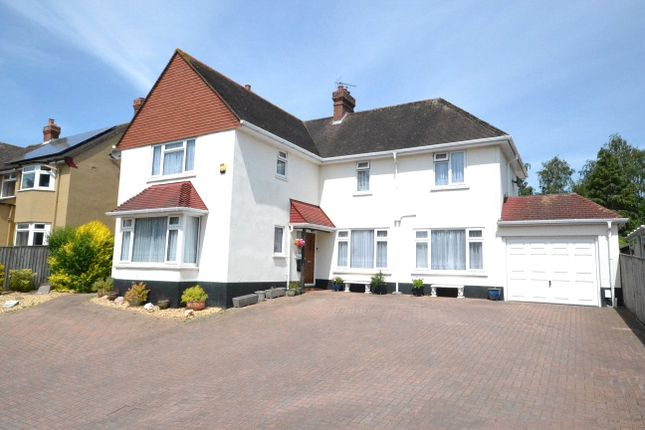 Thumbnail Detached house for sale in Countess Wear, Exeter, Devon