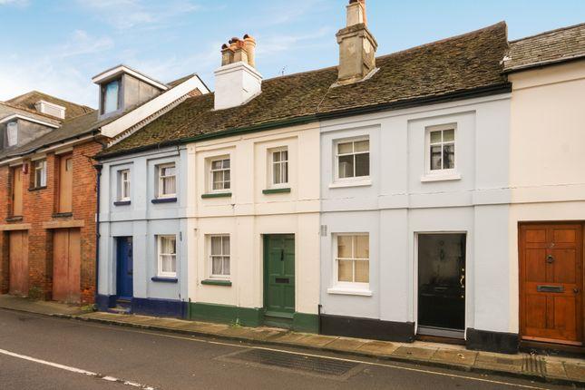Thumbnail Terraced house to rent in Lenten Street, Alton