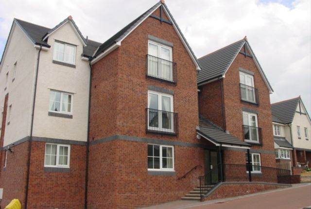 Thumbnail Flat to rent in 9 Hillcrest Close, Carlisle