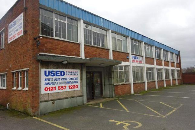 Thumbnail Warehouse for sale in Tipton, West Midlands