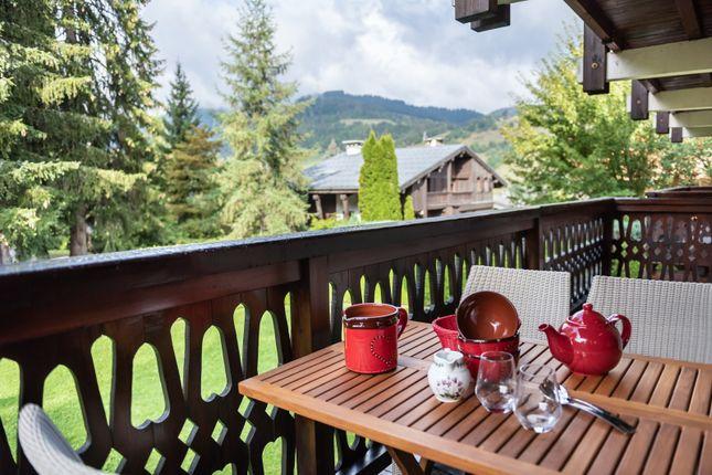 Balcony With Beautif