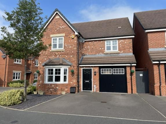 4 bed detached house for sale in Jobs Walk, Gaza Close, Coventry CV4