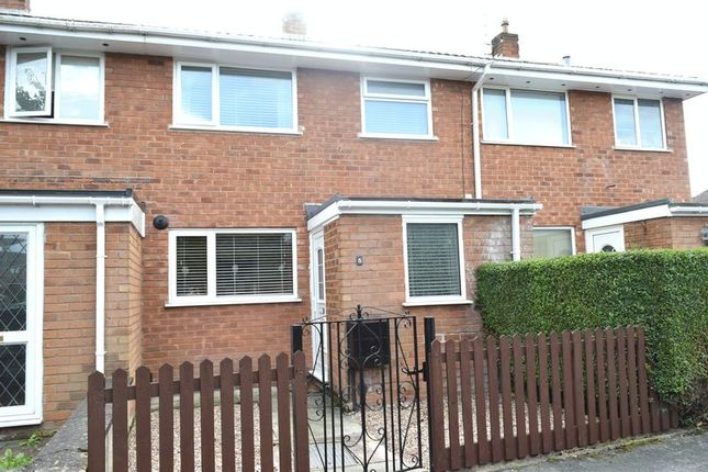 Thumbnail Terraced house for sale in Overwood Lane, Chester