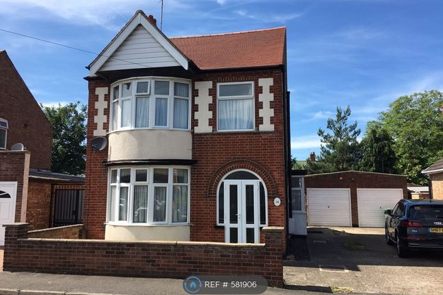 Thumbnail Detached house to rent in Westbrook Park Road, Peterborough