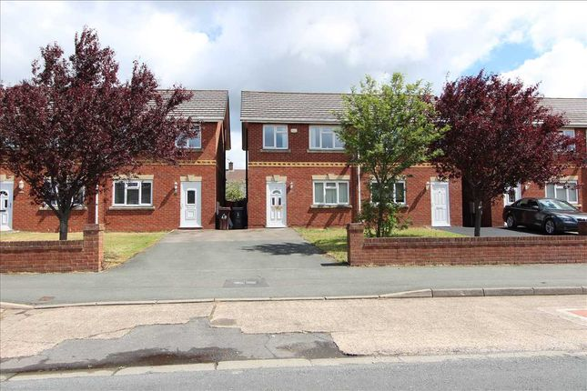 Thumbnail Semi-detached house for sale in Westhead Avenue, Northwood, Kirkby