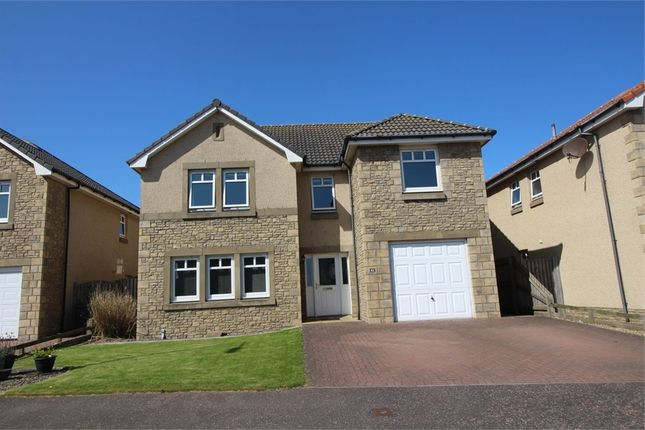 Thumbnail Detached house for sale in West Vows Walk, Kirkcaldy, Fife