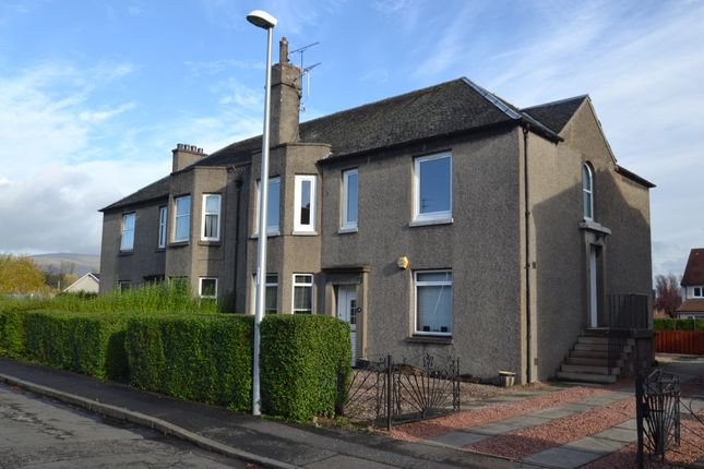 Thumbnail Flat to rent in Balfour Street, Alloa, Clackmannanshire