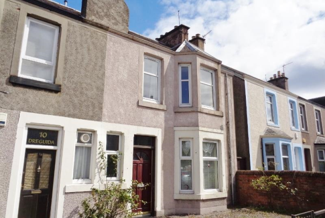 Thumbnail Flat to rent in Gladstone Street, Leven