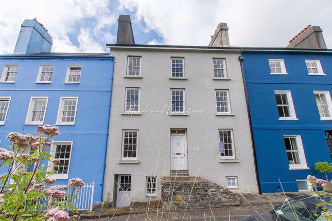 Thumbnail Terraced house for sale in Bank Terrace, Llandeilo, Carmarthenshire
