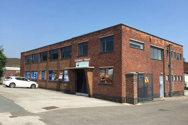 Thumbnail Office to let in First Floor, Gateway House, Gateway House, Nottingham
