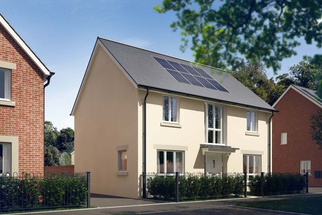 "Thumbnail Detached house for sale in ""The Fairford"" at Vale Road, Bishops Cleeve, Cheltenham"