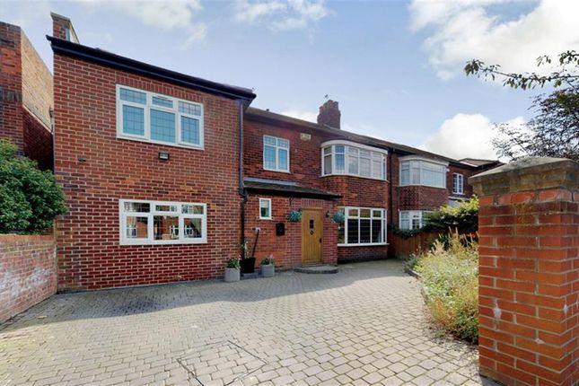Thumbnail Semi-detached house for sale in Walton Avenue, Linthorpe, Middlesbrough