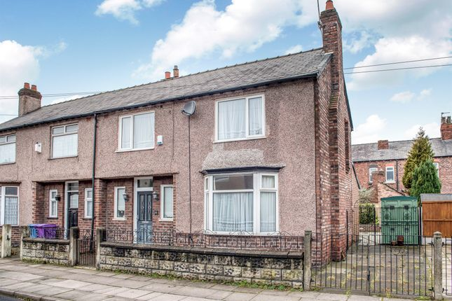 Thumbnail Semi-detached house for sale in Ferndale Road, Wavertree, Liverpool
