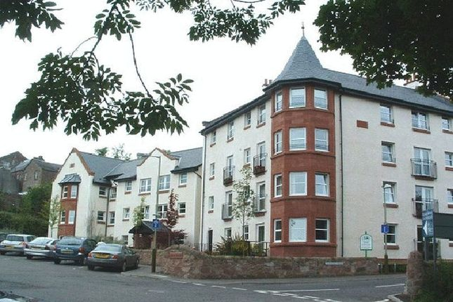 Thumbnail Flat for sale in Ericht Court, Blairgowrie