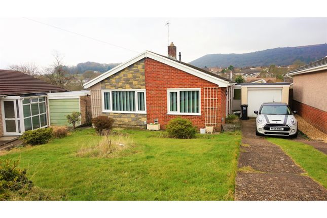 Thumbnail Detached bungalow for sale in Brookfield, Neath Abbey