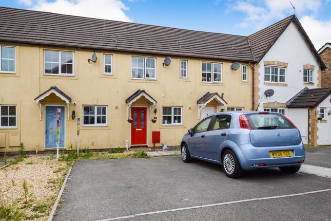 Thumbnail Terraced house for sale in Downey Grove, Penpedairheol, Hengoed