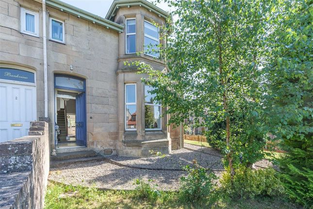Thumbnail Semi-detached house for sale in Dupplin Road, Perth, Perthshire