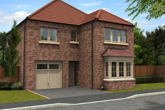 Thumbnail Detached house for sale in The Redbourne, Thorpe Lane, South Hykeham, Lincolnshire