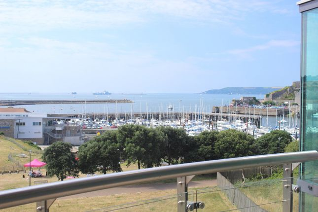Thumbnail Flat for sale in Queen Anne's Quay, 9 Parsonage Way, Plymouth, Devon