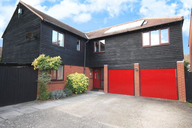 Thumbnail Detached house for sale in Crouch Beck, South Woodham Ferrers, Essex