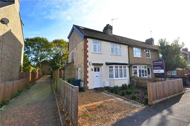 Thumbnail Detached house to rent in Richmond Road, Cambridge, Cambridgeshire