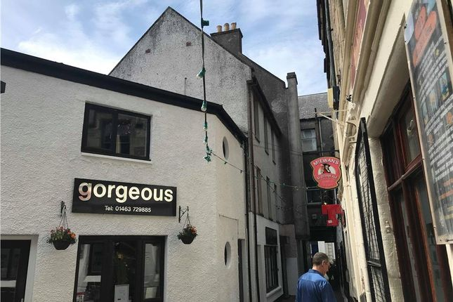 Thumbnail Retail premises for sale in 1 Market Close, Inverness, Highland