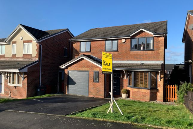 Thumbnail Detached house for sale in Chapter Road, Darwen
