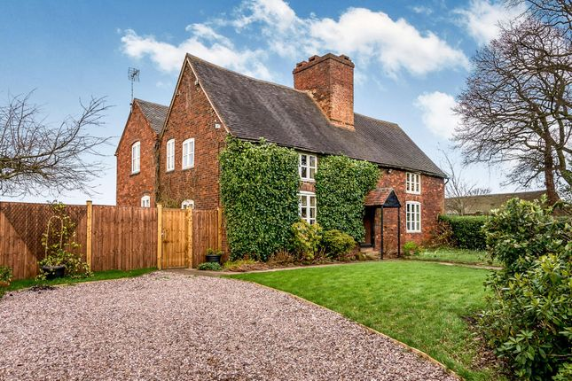 Thumbnail Country house to rent in Green Lane, Wall, Lichfield