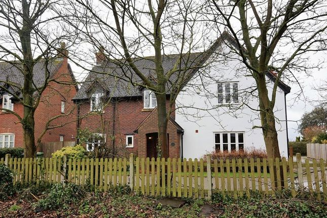 Thumbnail Detached house to rent in South Road, Clifton Upon Dunsmore, Rugby