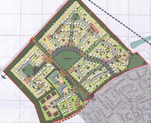 Thumbnail Land for sale in Kings Clipstone, Nottinghamshire
