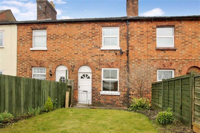 Thumbnail Terraced house to rent in Park Terrace, Whittington Road, Oswestry