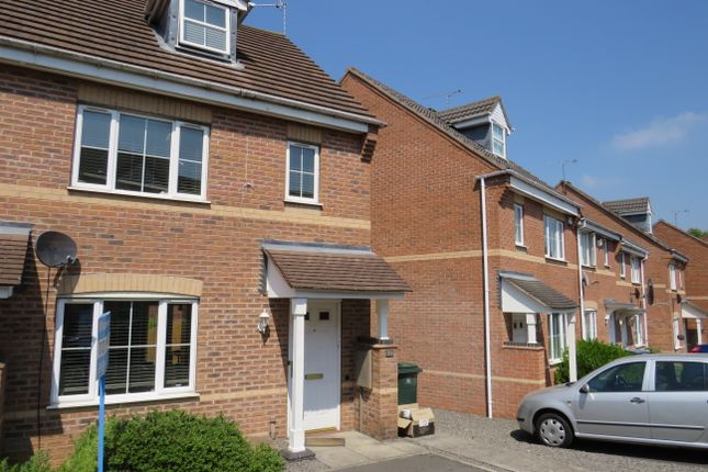 Thumbnail Detached house to rent in Gillquart Way, Coventry