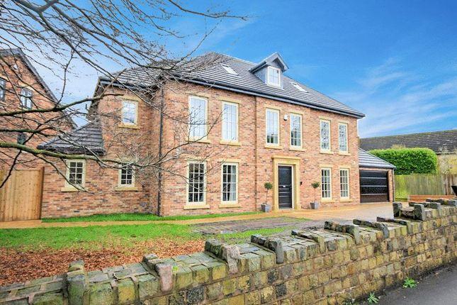 Thumbnail Detached house for sale in Longton Road, Trentham, Stoke-On-Trent