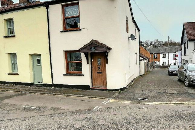Thumbnail Semi-detached house for sale in Church Road, Chepstow