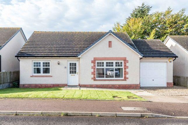 Thumbnail Bungalow for sale in Beattie Place, Laurencekirk, Aberdeenshire
