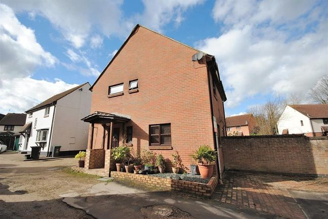 Thumbnail Detached house to rent in Normansfield, Dunmow