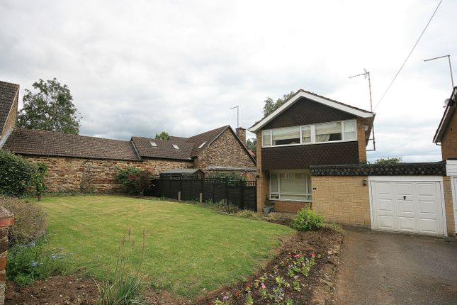 Thumbnail Detached house for sale in Berry Lane, Wootton, Northampton
