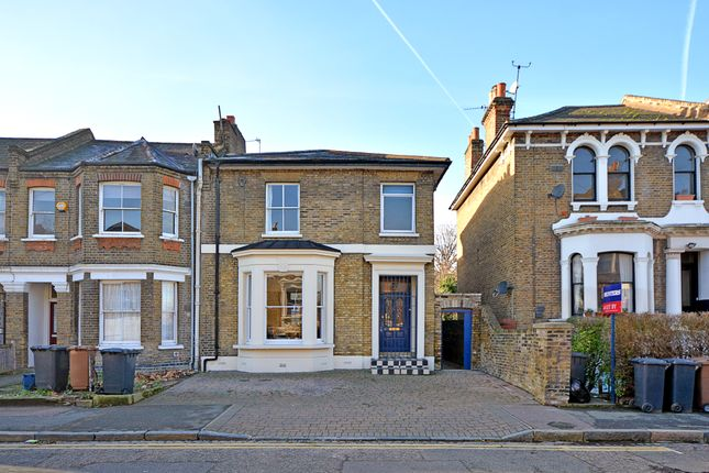 Thumbnail Semi-detached house for sale in Brookfield Road, Hackney