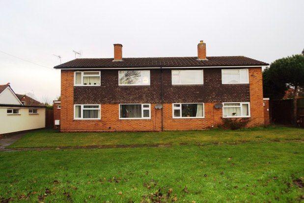 Thumbnail Flat to rent in Boston Close, Cannock