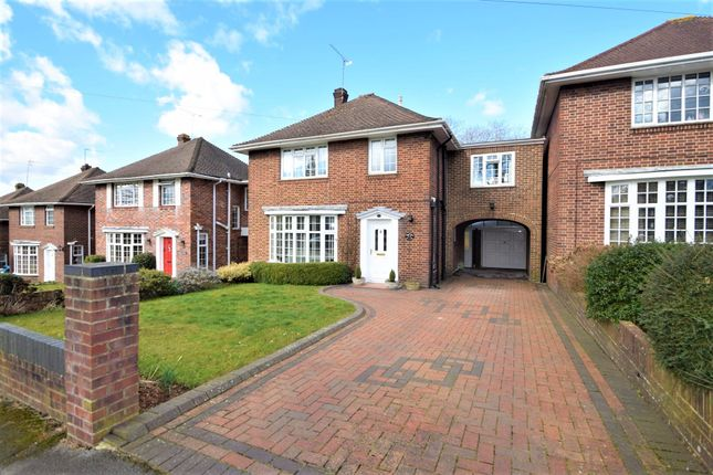 Thumbnail Detached house for sale in Thorold Road, Southampton